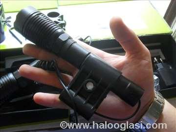 Police XU 35000W C9 +komplet za lov