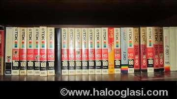 Video kasete VHS