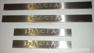 Alu lajsne pragovi - Dacia