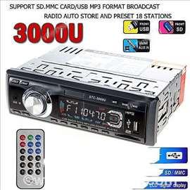 Auto radio USB CT 3000U