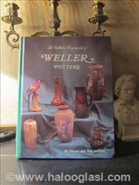 Enciklop.Weller Pottery by Sharon and Bob Huxford
