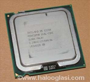 Intel Pentium Dual E2200 2.20GHz