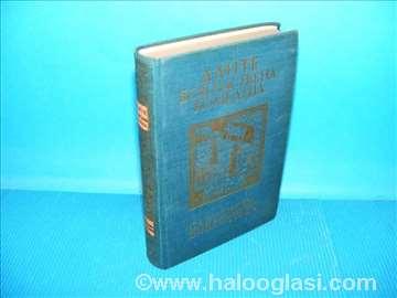 Dante Aligijeri Božanstvena komedija  raritet 1928