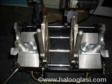 Mašina za čeono spajanje pe cevi 90-110