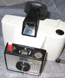 Polaroid Land Camera - Swinger Model 20