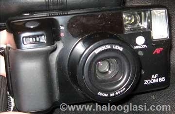 Fotoaparat - Minolta AF Zoom 65