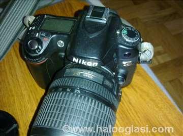 Povoljno Nikon D80 sa objektivom