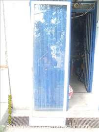 Vrata staklena i dva dupla prozora