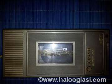 Za premotavanje VHS kaseta