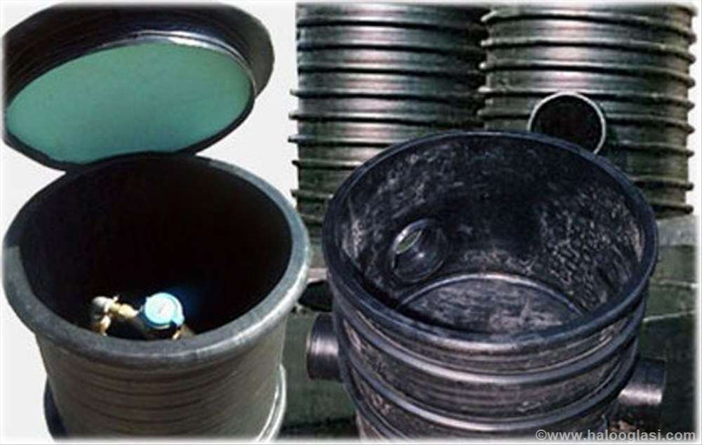 Plastični šaht za vodomer | Halo Oglasi