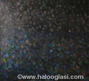 Bez naziva, ulje na platnu, 137x150cm,1999