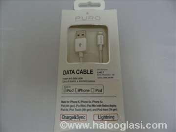 Data kabl Puro za iPhone, iPod, iPad