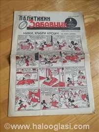 Politikin Zabavnik - godina I - broj 1 Reprint 89