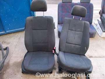 Sedišta za BMW e46 kupe