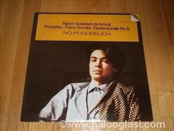 Ivo Pogorelich - Gaspard De La Nuit-Piano Sonata