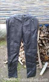 Kožne ženske pantalone