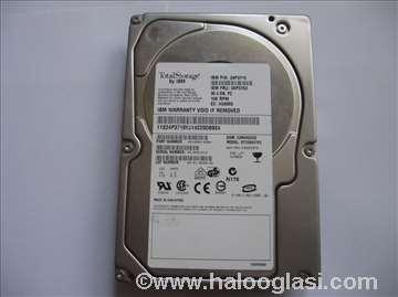 Ultra scsi II hard 36.4GB nov
