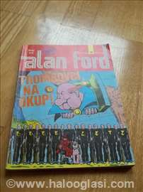 Alan Ford - broj 316 - Trombovci na Okupu