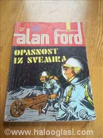 Alan Ford - broj 307 - Opasnost iz Svemira