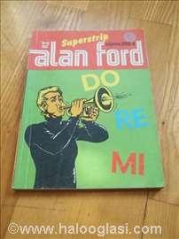 Alan Ford - broj 352 - Do Re Mi
