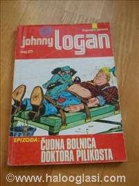 Johnny Logan - broj 277 - Čudna Bolnica Dr. Pilkos