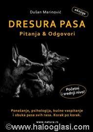 Knjiga Dresura pasa - Pitanja & Odgovori