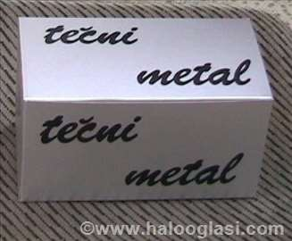 Tečni metal- Hemo-metali, 1kg