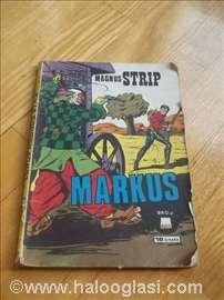 Lunov Magnus Strip broj 485 - Markus - Kit Teler