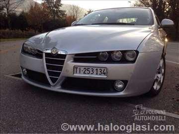 Alfa Romeo- Polovni delovi