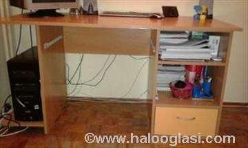 Radni kompjuter sto