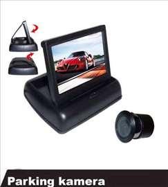 Parking kamera set