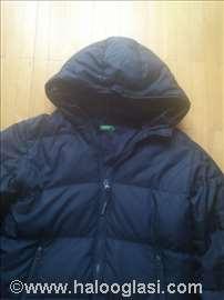 Beneton original dečja perjana jakna