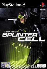 Igra Tom Clancy Splinter Cell za PS2