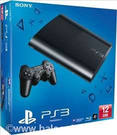 Konzola Sony Playstation 3 PS3 12G