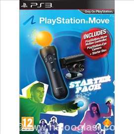 Move Starter pack PS3 Sony PlayStation 3