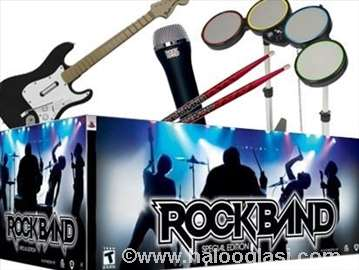 Rock Band instrument edition za PS3 PlayStation 3
