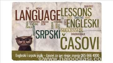 Srpski jezik – časovi