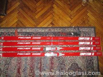 Komplet skija Fischer RC4 Competition SL. Novo!