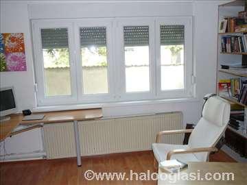 PVC stolarija - nemačke komponente