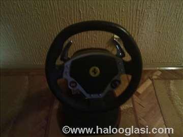 Ferrari Wireless Cocpit F430 Scuderia