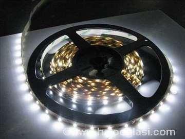 Bela LED traka