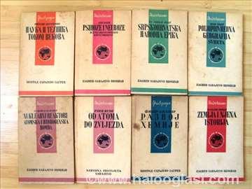 Univerzum edicija - 8 knjiga