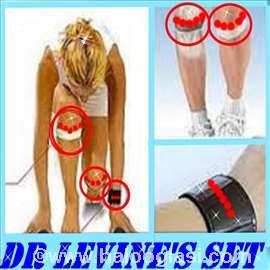Levine''s - set magnetnih traka za kolena i ruku