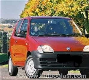 MENJAC Fiat Seicento