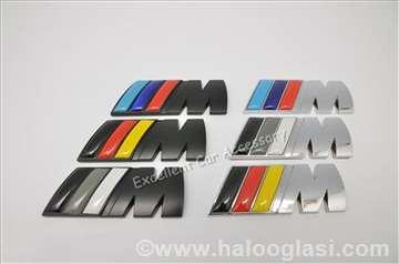 BMW M znakovi - vise modela