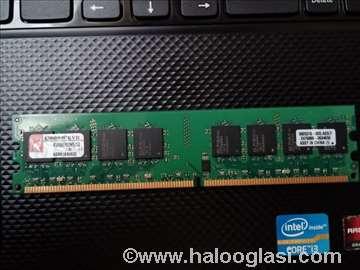 Memorija za desktop, Kingston 1Gb DDR2