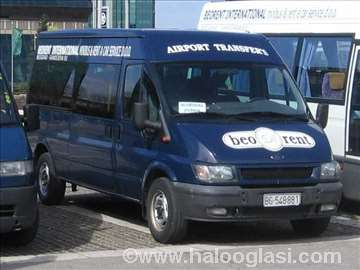 13 + 1 Ford Transit