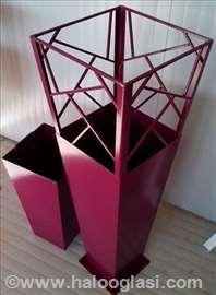 Moderno dizajnirana žardinjera