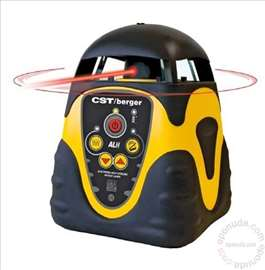 CST Berger laser