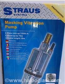 Straus vibraciona pumpa sa tri ulaza 370